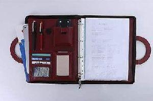 Leather File Folders 12