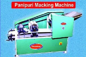 Pani Puri Making Machine
