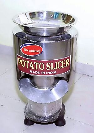 Potato Peeling Machine 01