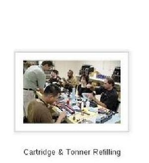Toner Cartridge Refilling Services