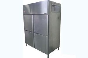 Four Door Vertical Refrigerator