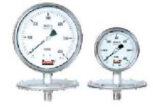 Diaphragm Low Pressure Gauges
