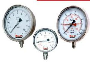 Industrial Heavy Duty Weather Proof Pressure Gauges