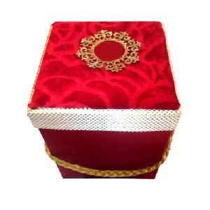 Decorative Wedding Bhaji Box