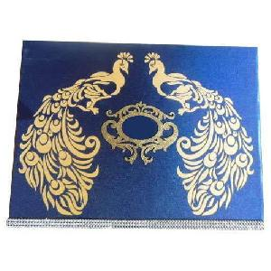 Designer Wedding Invitation Box