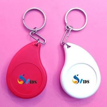 Plastic Keychain
