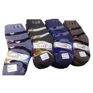 Kids Woolen Socks