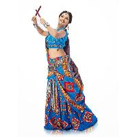 Gujarati Dandiya Dress