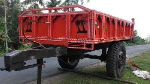 Hydraulic Tractor Trolley 01