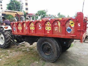 Hydraulic Tractor Trolley 02