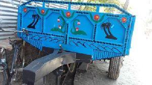Hydraulic Tractor Trolley 03