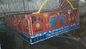 Hydraulic Tractor Trolley 04