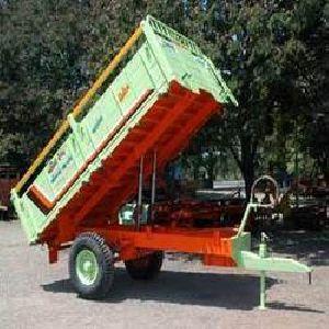 Hydraulic Tractor Trolley 05
