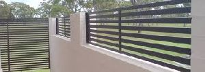 Steel Fence 02