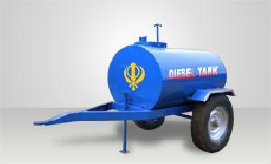 Tractor Diesel Tanker