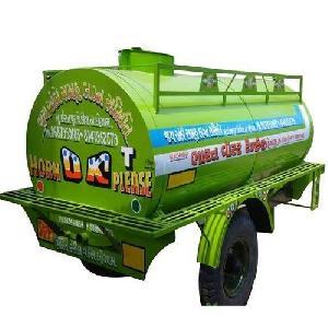 Tractor Water Tanker