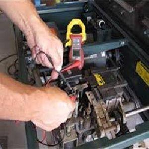 Radium Sticker Cutting Machine Repairing Services