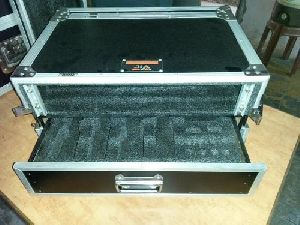 Cordless Microphone Case With Drawer