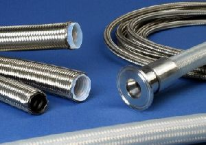 Flexible Steam Hose