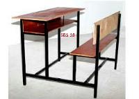 SBS 03 School Bench