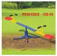 SSS 03 Playground Seesaw