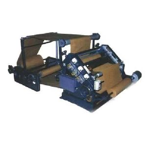 Bearing Mounted Oblique Type Paper Corrugation Machine