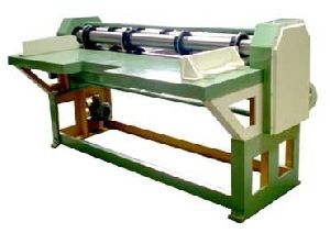 Four Bar Rotary Creasing & Cutting Machine