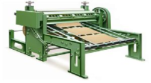 PIV & Gear Type Reel To Sheet Cutting Machine