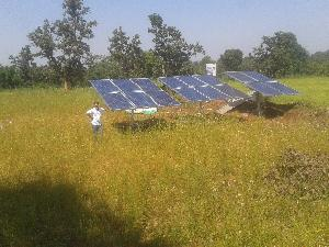 Solar Water Pumping System Installation and Commissioning 01