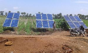 Solar Water Pumping System Installation and Commissioning 03