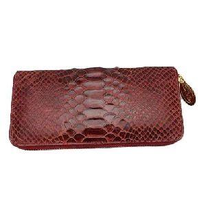 Leather Ladies Wallet 01