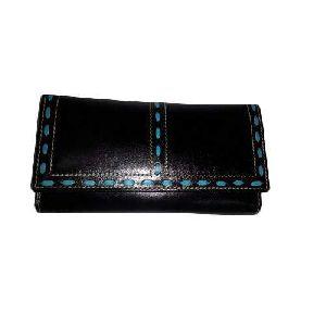 Leather Ladies Wallet 02