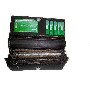 Leather Ladies Wallet 06