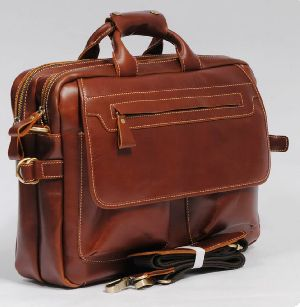 Leather Laptop Bags 02