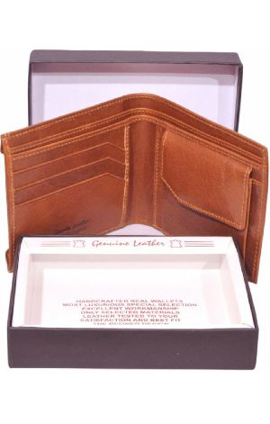 Leather Mens Wallet 08