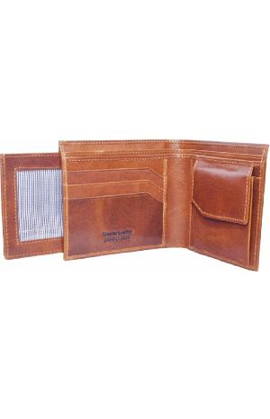 Leather Mens Wallet 10