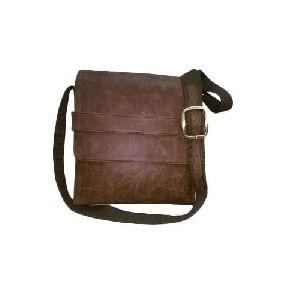 Leather Sling Bag 01