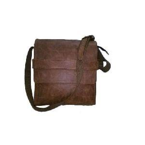 Leather Sling Bag 05