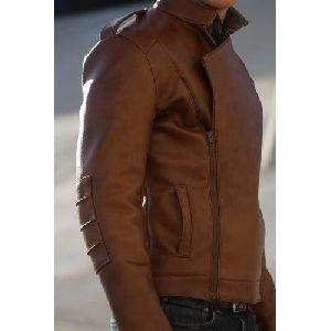 Leather Mens Jacket 01