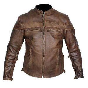 Leather Mens Jacket 03
