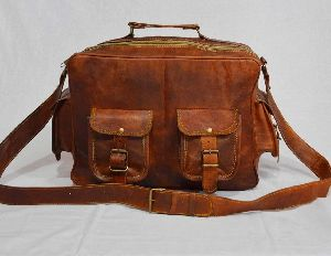 Leather Laptop Bag 13
