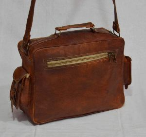Leather Laptop Bag 13""