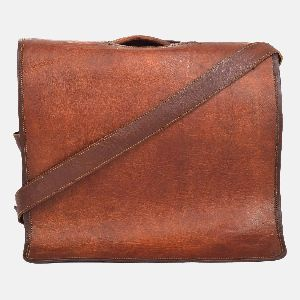 Leather Laptop Bag 14