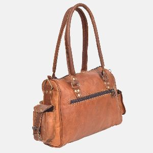 Womens Leather Handbag With Pockets Anderton 02