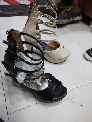 Ladies Casual High Heel Sandals