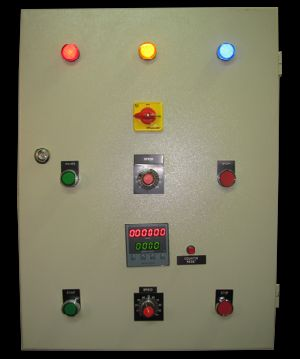 Machine Panels & Controls
