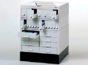 Laboratory Microslide Cabinets