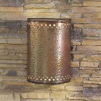 Hammered Wall Light 03