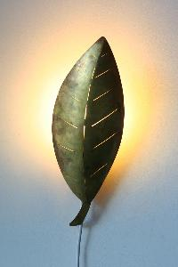 Leaf Wall Light