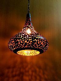 Moroccan Lamp 02